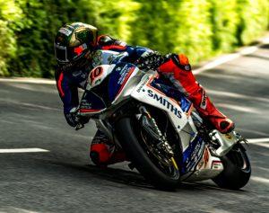 Peter Hickman senior TT 2017